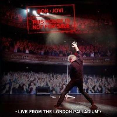 Bon Jovi - This House Is Not For.. - Cd