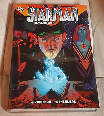 Starman Omnibus Vol. 5 by Robinson/Snejbjerg (2010, New Sealed DC Hardcover)