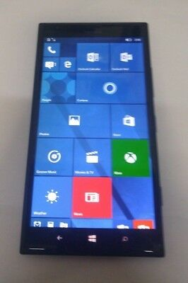 Nokia Lumia 1520 16GB- Black -AT&T- Fully Functional- Read Below