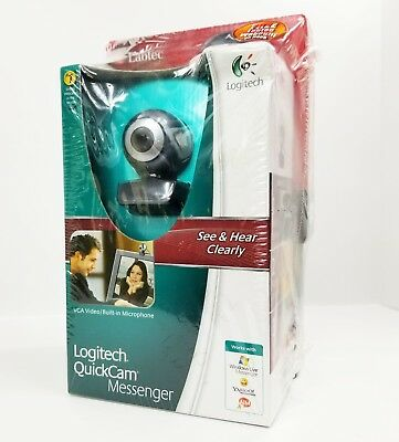 LOGITECH QUICKCAM MESSENGER DUO DRIVERS DOWNLOAD (2019)