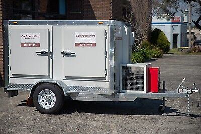 Ice Cooler Not Needed Hire A Mobile Cool Room