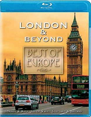 Best Of Europe - London & Beyond (Blu-ray Disc, 2009) - Brand New