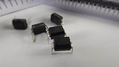 10pcs PC817c thru hole Sharp PC817 PC817C EL817C LTV817  DIP-4 Optocoupler