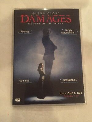 Damages: Season 1 (DVD) NTSC 1
