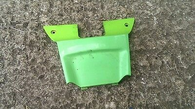 PIAGGIO NRG 50cc.2005 Rear seat fairing panel. Green