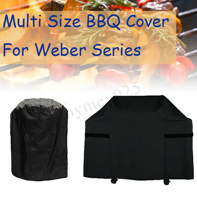 BBQ Cover Multi Size Gril Barbeque Kettle Protector For Weber Dust&Waterproof