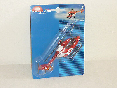 Arwico Swiss Line Collection Modell : Eurocopter EC 145 Rega ! Hubschrauber