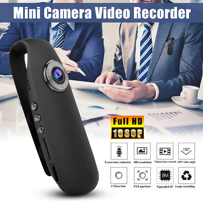 6E2C 1080P Mini Camcorder Dash Cam Body Motorcycle Bike Motion Action Camera DR