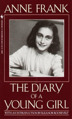 Frank, Anne/ Mooyaart-Doubl...-Anne Frank The Diary Of A Yo (UK IMPORT) BOOK NEW