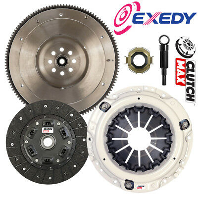 STAGE 2 CLUTCH KIT+EXEDY FLYWHEEL for 13-18 SCION FR-S TOYOTA 86 SUBARU BRZ 2.0L