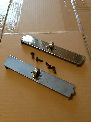 PAIR Fastback Vent Sliders 1965 1966  - Ford Mustang