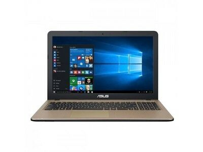 "Portátil 15.6"" Asus A540NA-GQ058 Intel N3350 4GB 500GB  NO ODD ENDLESS OS Negr"