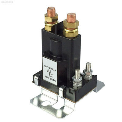 9A2E Relay 200A DC 48V Electric Forklift Truck Contactor Ship Protective ABS
