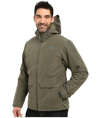 29fa9e2d48 ... cheapest the north face canyonlands triclimate 3 in 1 jacket ivy green  warm hooded nwt l