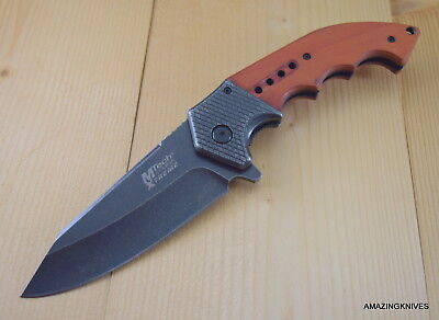Mtech Xtreme Knife Spring Assisted Open Tactical Folding Pocket Knife
