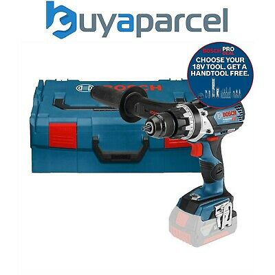 Bosch 18v GSB18V-85C Robust Series Brushless Combi Hammer Drill Metal Chuck Bare