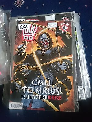 2000 Ad Magazine #1321-Call To Arms....