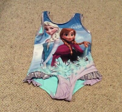 Baby Girls Disney Pixar Finding Dory Swimming Costume 18 24 Mths