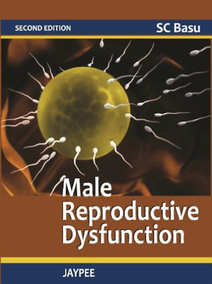 Male Reproductive Dysfunction 2E Pb (UK IMPORT) BOOK NEW
