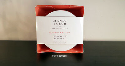 Rituals Mandi Lurur Body Scrub!Limited Edition Summer 2015!Next object free ship
