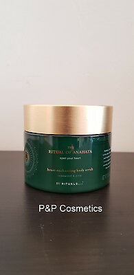 Rituals The Ritual of Anahata Body Scrub!!Limited Edition Winter 2017