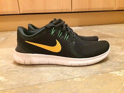 395a74470c54c Mens Nike Free Rn Cmtr Trainers Black Size 7
