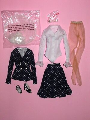 """Tonner - 2005 Retro Dots Sydney Chase 16"""" Tyler Fashion Doll OUTFIT - New"""