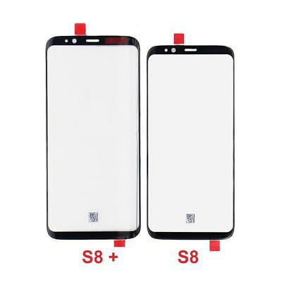 Front Replacement Glass For Samsung Galaxy S8, S8+ & S7edge