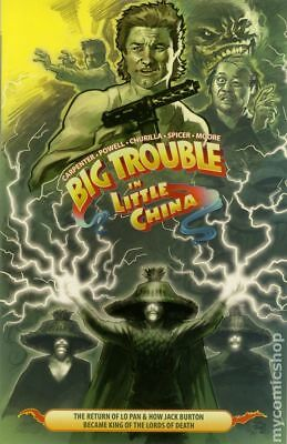 Big Trouble in Little China TPB (Boom Studios) 2-1ST 2016 NM Stock Image
