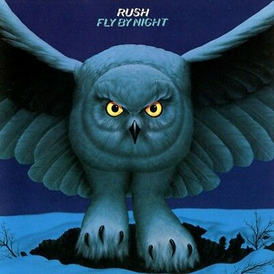 Rush - Fly By Night CD (Remastered) NEW !