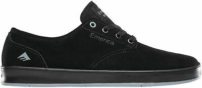 Emerica The Romero Laced Shoes Mens in Black Black Blue