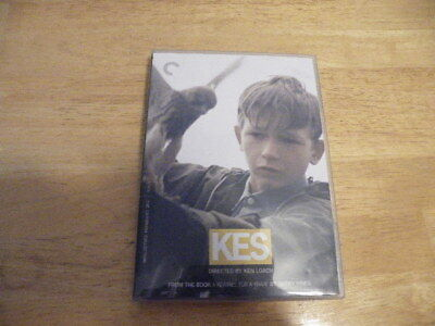 Kes (1970) (Criterion Collection) Very Good Condition