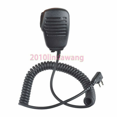 Remote Speaker Mic  For ICOM IC-F10 F11 F12 F14 F15 F16 F4 F33 Portable Radio