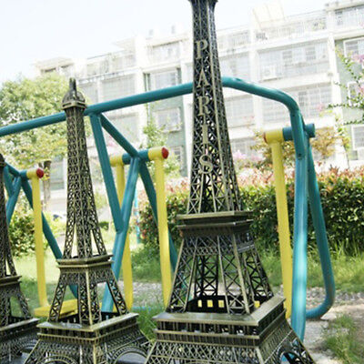 5-13cm Eiffel Tower Statue Sculpture Paris Decor Metal Wedding Supplies Ornament
