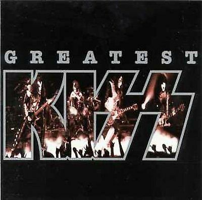 KISS Greatest Kiss CD BRAND NEW The Best Of Greatest Hits