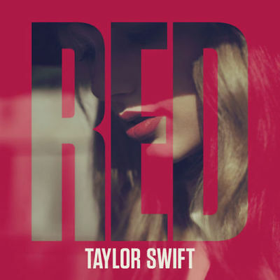 TAYLOR SWIFT Red Deluxe Edition 2CD BRAND NEW