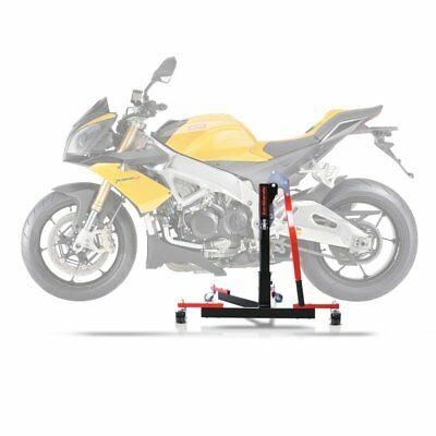 Cavalletto Centrale CS Power Evo Aprilia Tuono V4 1100 Factory 15-19 rosso