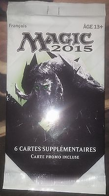 Booster Magic 2015 VF - Duels of the Planeswalkers Non X-Box - 6 cartes - Mtg