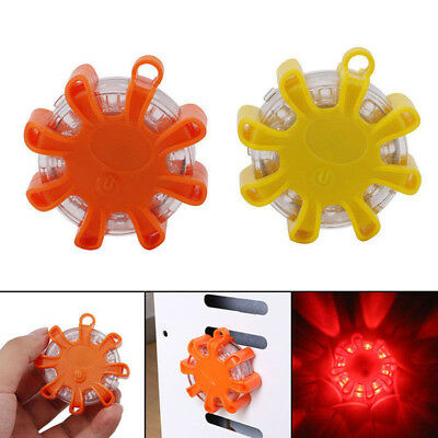 Magnet Car Road Signal LED Flare Light Flash Emergency Strobe Safe Warning Lamp
