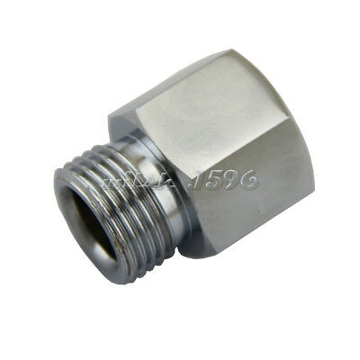 Adapter SodaStream Cylinder Converts W21.8 Male to TR21*4 Female CO2 Regulators