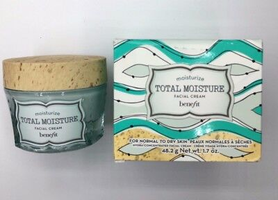 BENEFIT Total Moisture Hydra-Concentrated Facial Cream - 48.2 g / 36 Eur