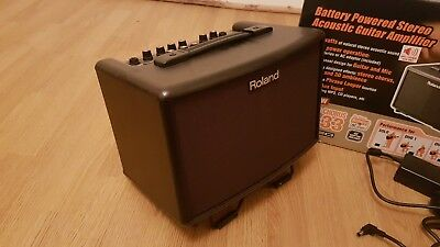 13V AC//DC Adapter For Roland AC-33 AC-33RW Battery Powered Acoustic Guitar Amp