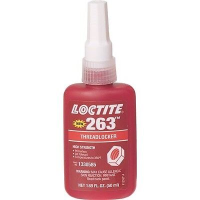 eBay UK Loctite 263 High Strength Red