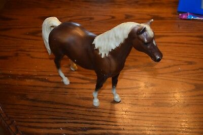 Breyer Molding co USA Brown Horse  white socks Traditional