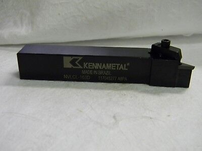 """Kennametal Indexible Turning Toolholder 1.5/"""" x 1/"""" LH CSRPL-866 #1096934"""