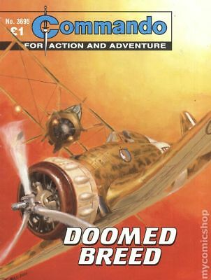 Commando for Action and Adventure (U.K.) #3695 2004 VG Stock Image Low Grade