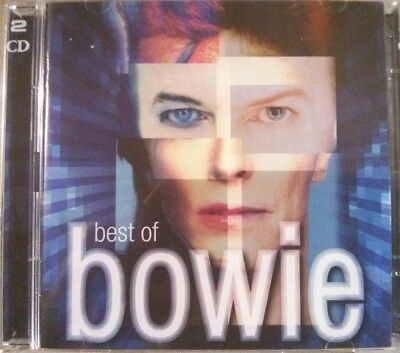 David Bowie - Best Of/UK Edition (2002), Musik-CD