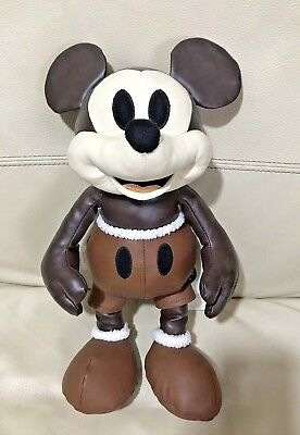 Mickey Mouse Memories Collection Plush Peluche Limited Edition 4/12 April