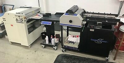 Graphic Whizard VividCoater With CreaseMaster Plus , Both Included