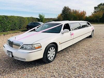 Limousine For Sale >> Lincoln Town Car 120 Inch Dabryan Stretch Limousine For Sale